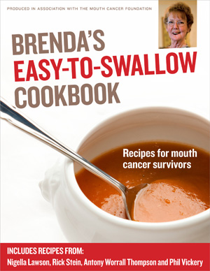 Brenda's Easy-to-Swallow Cookbook - cover