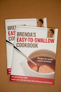 Easy to swallow cookbook finished book - cover